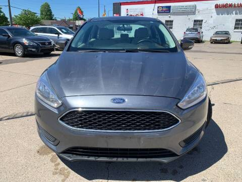 2015 Ford Focus for sale at Minuteman Auto Sales in Saint Paul MN