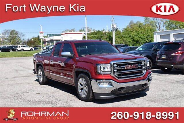 2018 GMC Sierra 1500 for sale in Fort Wayne, IN