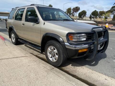 1998 Nissan Pathfinder for sale at Beyer Enterprise in San Ysidro CA