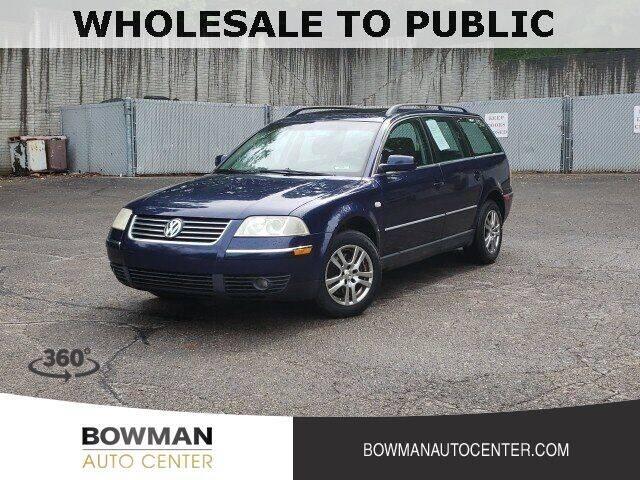 2002 Volkswagen Passat for sale at Bowman Auto Center in Clarkston MI