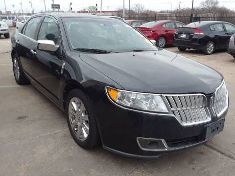 2012 Lincoln MKZ for sale at Auto Haus Imports in Grand Prairie TX