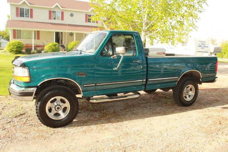 1996 Ford F-250 for sale at Epic Auto in Idaho Falls ID