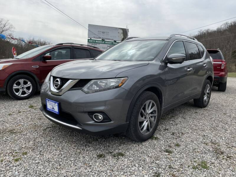 2014 Nissan Rogue for sale at Court House Cars, LLC in Chillicothe OH