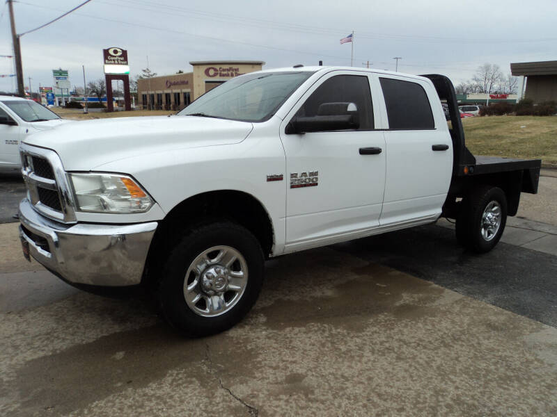 2015 RAM Ram Pickup 2500 for sale at J & L Sales LLC in Topeka KS