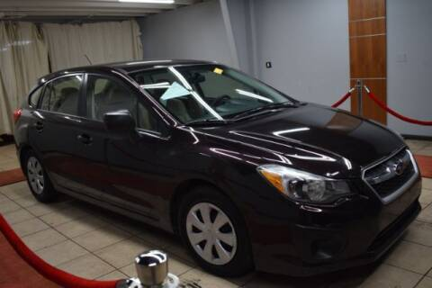2013 Subaru Impreza for sale at Adams Auto Group Inc. in Charlotte NC
