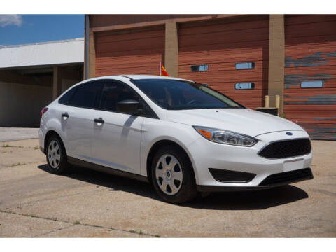 2017 Ford Focus for sale at Sand Springs Auto Source in Sand Springs OK
