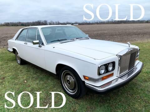 1981 Rolls-Royce Park Ward for sale at Park Ward Motors Museum - Park Ward Motors in Crystal Lake IL
