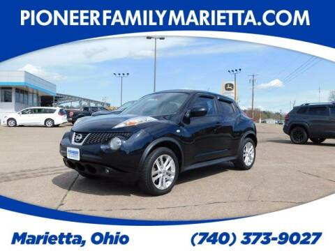 2013 Nissan JUKE for sale at Pioneer Family preowned autos in Williamstown WV