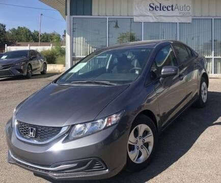 2015 Honda Civic for sale at Select Auto Imports in Provo UT