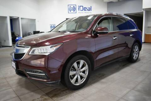 2015 Acura MDX for sale at iDeal Auto Imports in Eden Prairie MN