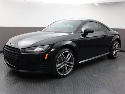 2017 Audi TT for sale at Florida Fine Cars - West Palm Beach in West Palm Beach FL