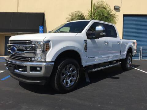 2019 Ford F-250 Super Duty for sale at MANGIONE MOTORS ORANGE COUNTY in Costa Mesa CA