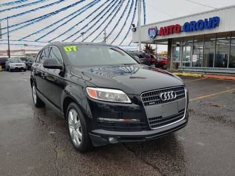 2007 Audi Q7 for sale at I-80 Auto Sales in Hazel Crest IL