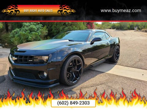 2013 Chevrolet Camaro for sale at BUY RIGHT AUTO SALES in Phoenix AZ
