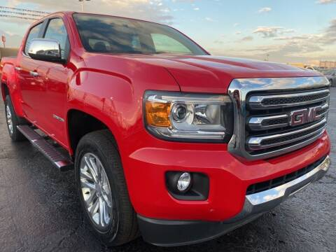 2016 GMC Canyon for sale at VIP Auto Sales & Service in Franklin OH