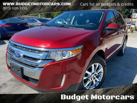 2013 Ford Edge for sale at Budget Motorcars in Tampa FL