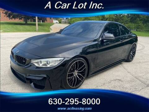 2014 BMW 4 Series for sale at A Car Lot Inc. in Addison IL