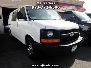 2006 Chevrolet Express Cargo for sale at M J Traders Ltd. in Garfield NJ