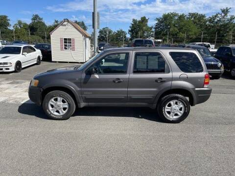 2002 Ford Escape for sale at FUELIN FINE AUTO SALES INC in Saylorsburg PA