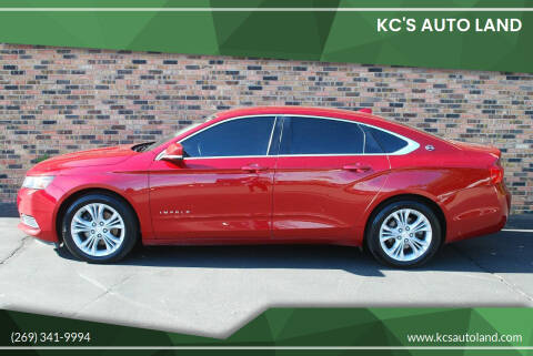 2014 Chevrolet Impala for sale at KC'S Auto Land in Kalamazoo MI