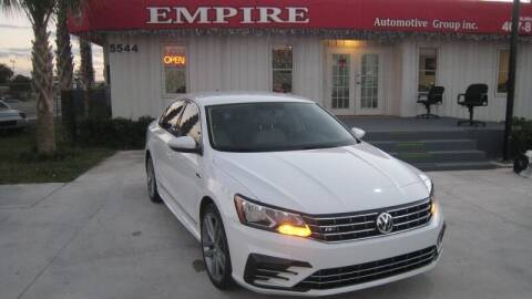 2017 Volkswagen Passat for sale at Empire Automotive Group Inc. in Orlando FL