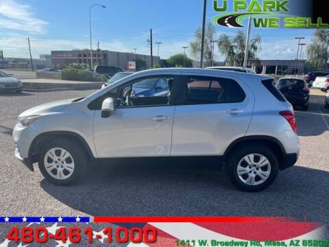 2018 Chevrolet Trax for sale at UPARK WE SELL AZ in Mesa AZ