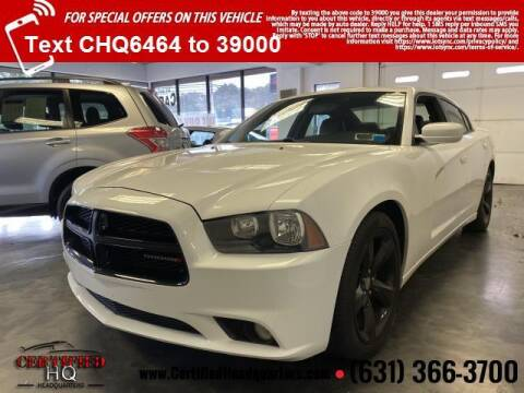 2013 Dodge Charger for sale at CERTIFIED HEADQUARTERS in St James NY