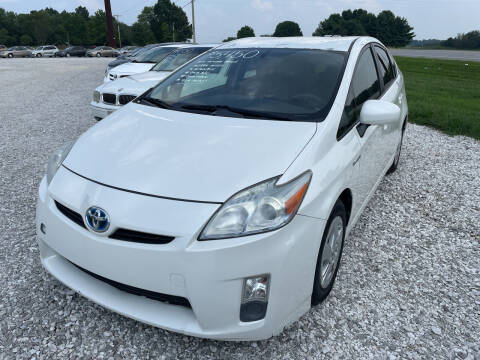 2010 Toyota Prius for sale at Champion Motorcars in Springdale AR