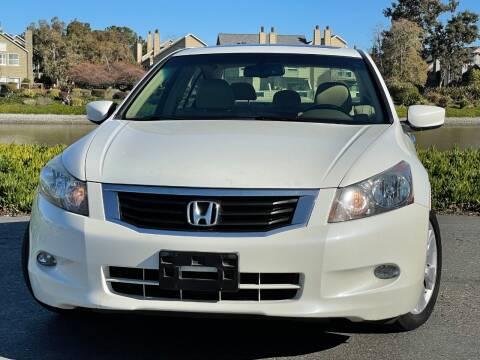 2008 Honda Accord for sale at Continental Car Sales in San Mateo CA