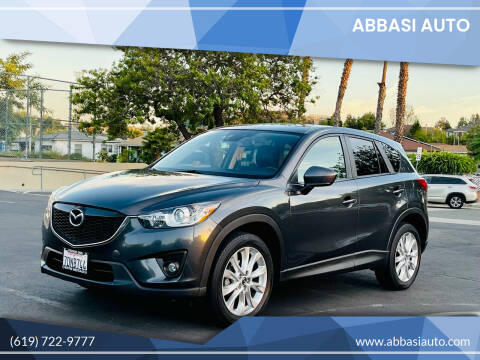 2014 Mazda CX-5 for sale at Abbasi Auto in San Diego CA