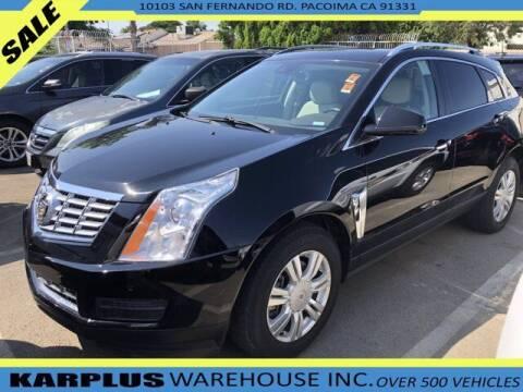 2015 Cadillac SRX for sale at Karplus Warehouse in Pacoima CA
