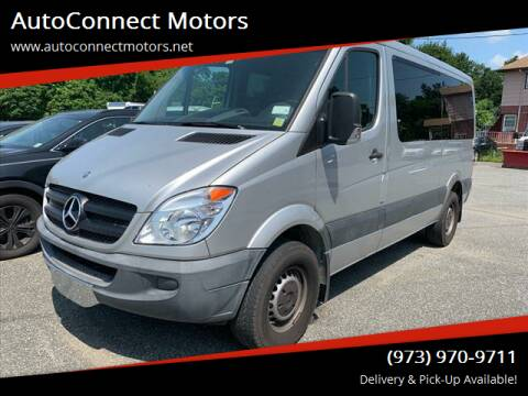 2010 Mercedes-Benz Sprinter Passenger for sale at AutoConnect Motors in Kenvil NJ