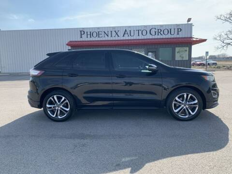 2015 Ford Edge for sale at PHOENIX AUTO GROUP in Belton TX
