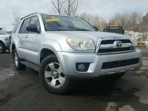 2006 Toyota 4Runner for sale at GLOVECARS.COM LLC in Johnstown NY