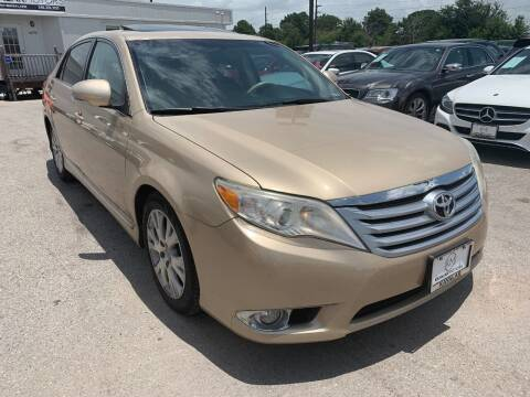 2012 Toyota Avalon for sale at KAYALAR MOTORS in Houston TX
