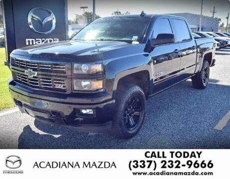 2015 Chevrolet Silverado 1500 for sale at Acadiana Automotive Group in Lafayette LA