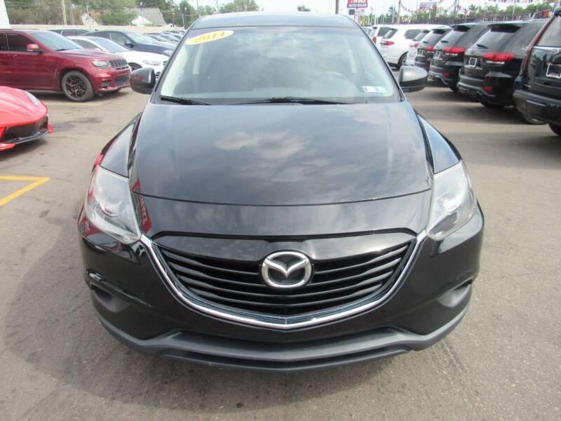 2014 Mazda CX-9 for sale at Twins Auto Sales Inc in Detroit MI