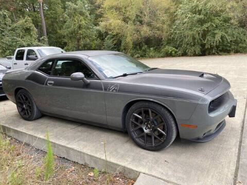2017 Dodge Challenger for sale at CBS Quality Cars in Durham NC