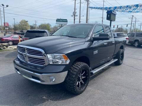 2015 RAM Ram Pickup 1500 for sale at Brucken Motors in Evansville IN