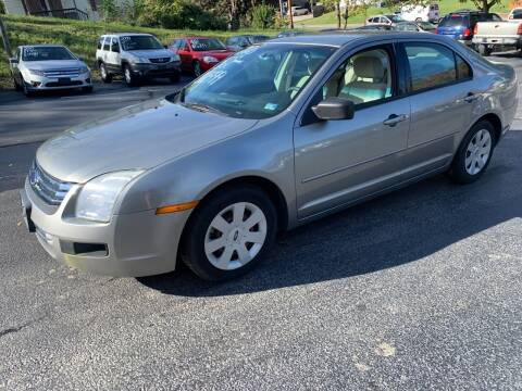 2008 Ford Fusion for sale at KP'S Cars in Staunton VA