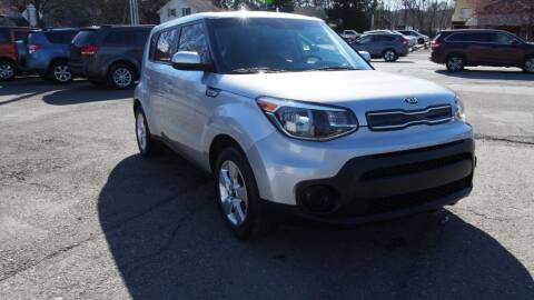 2017 Kia Soul for sale at Just In Time Auto in Endicott NY
