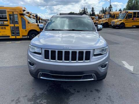 2014 Jeep Grand Cherokee for sale at SNS AUTO SALES in Seattle WA