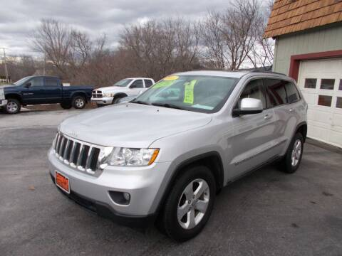 2011 Jeep Grand Cherokee for sale at Careys Auto Sales in Rutland VT