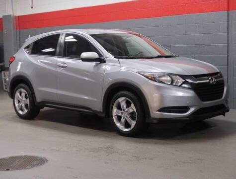 2017 Honda HR-V for sale at CU Carfinders in Norcross GA