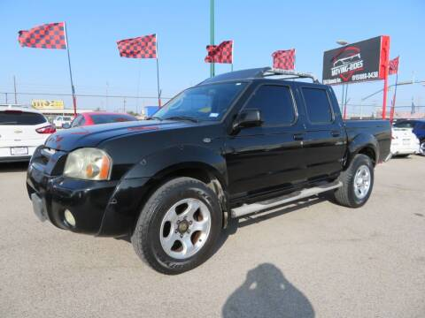 2004 Nissan Frontier for sale at Moving Rides in El Paso TX