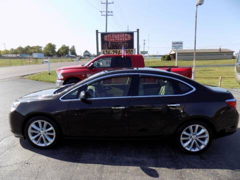 2013 Buick Verano for sale at MYLENBUSCH AUTO SOURCE in O'Fallon MO