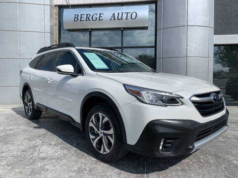 2020 Subaru Outback for sale at Berge Auto in Orem UT
