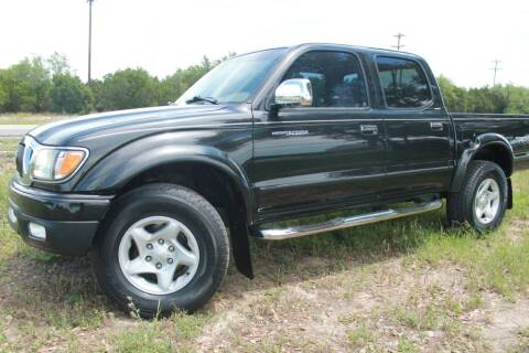 2001 Toyota Tacoma for sale at Elite Car Care & Sales in Spicewood TX