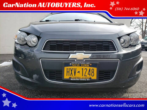 2016 Chevrolet Sonic for sale at CarNation AUTOBUYERS, Inc. in Rockville Centre NY