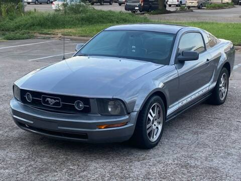 2006 Ford Mustang for sale at Hadi Motors in Houston TX